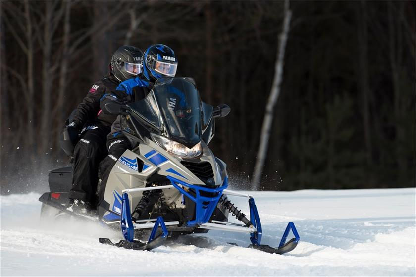 2018 Yamaha SRVenture DX in Hancock, Michigan