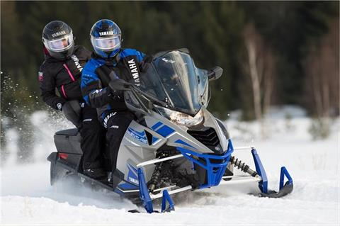 2018 Yamaha SRVenture DX in Belle Plaine, Minnesota