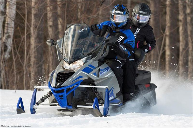 2018 Yamaha SRVenture DX in Tamworth, New Hampshire
