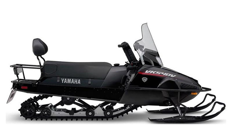 2018 Yamaha VK540 in Dimondale, Michigan - Photo 1