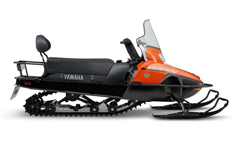 2018 Yamaha VK540 in Belle Plaine, Minnesota