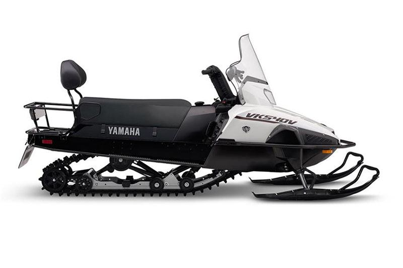 2018 Yamaha VK540 in Spencerport, New York