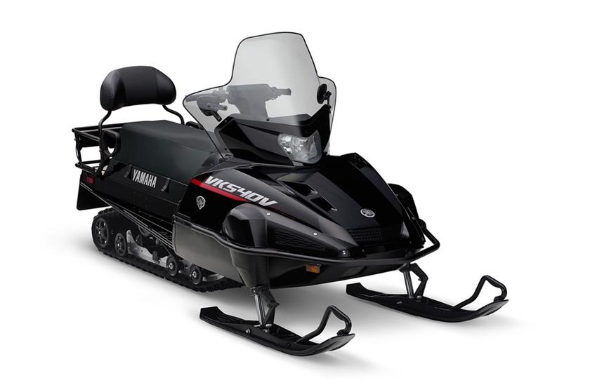 2018 Yamaha VK 540 in Phillipston, Massachusetts