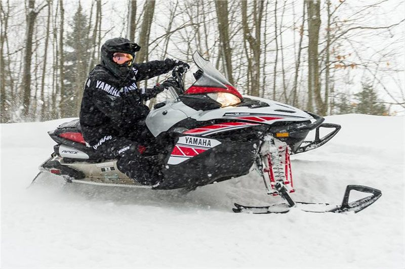2018 Yamaha Apex LE 50TH in Union Grove, Wisconsin
