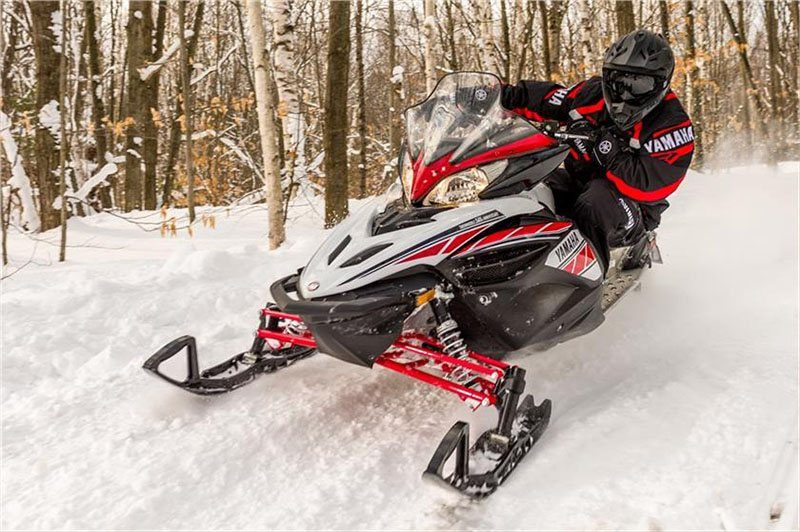 2018 Yamaha Apex LE 50TH in Derry, New Hampshire
