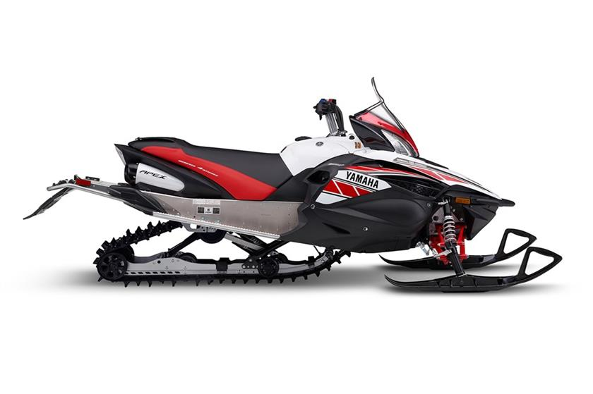 2018 Yamaha Apex X-TX LE 1.75 50TH in Belle Plaine, Minnesota