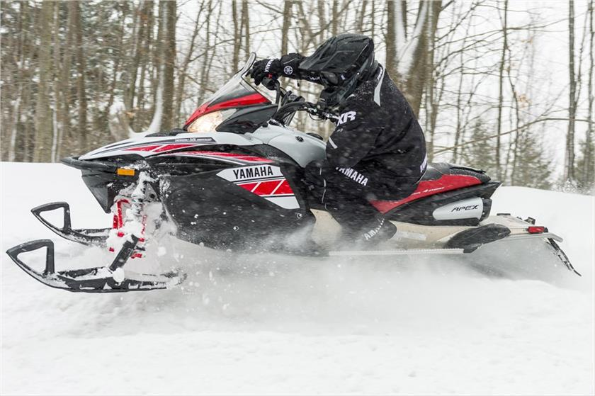 2018 Yamaha Apex X-TX LE 1.75 50TH in Darien, Wisconsin