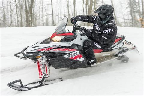 2018 Yamaha Apex X-TX LE 1.75 50TH in Galeton, Pennsylvania