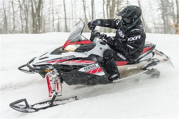 2018 Yamaha Apex X-TX LE 1.75 50TH in Pine Grove, Pennsylvania