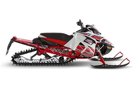 2018 Yamaha Sidewinder B-TX LE 153 50th in Belle Plaine, Minnesota