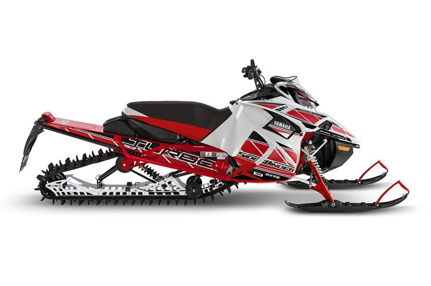 2018 Yamaha Sidewinder B-TX LE 153 50th in Appleton, Wisconsin