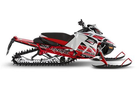 2018 Yamaha Sidewinder B-TX LE 153 50th in Dimondale, Michigan