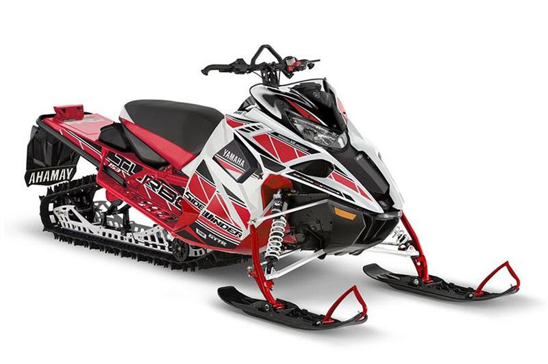 2018 Yamaha Sidewinder B-TX LE 153 50th in Pine Grove, Pennsylvania