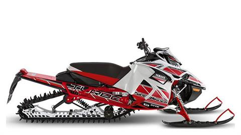 2018 Yamaha Sidewinder B-TX LE 153 50th in Fond Du Lac, Wisconsin