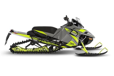2018 Yamaha Sidewinder B-TX SE 153 1.75 in Dimondale, Michigan