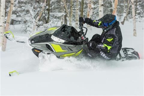 2018 Yamaha Sidewinder B-TX SE 153 1.75 in Johnstown, Pennsylvania