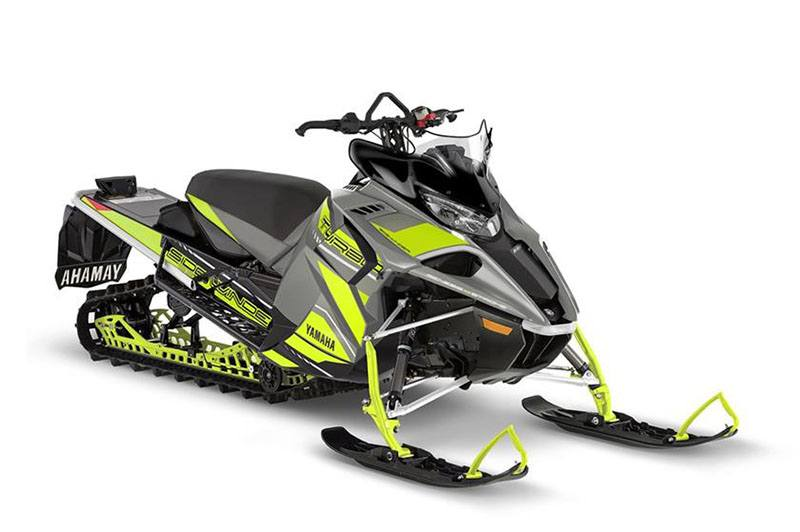 2018 Yamaha Sidewinder B-TX SE 153 1.75 in Fond Du Lac, Wisconsin - Photo 2