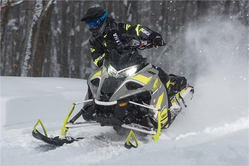 2018 Yamaha Sidewinder B-TX SE 153 1.75 in Lowell, North Carolina