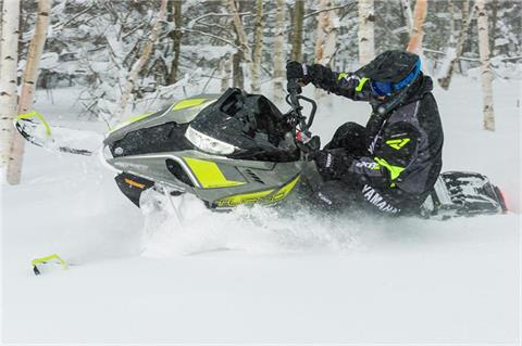 2018 Yamaha Sidewinder B-TX SE 153 1.75 in Coloma, Michigan
