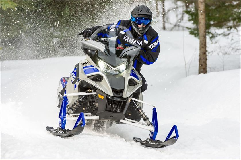 2018 Yamaha Sidewinder L-TX DX in Romney, West Virginia