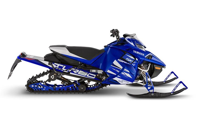 2018 Yamaha Sidewinder L-TX LE in Port Washington, Wisconsin