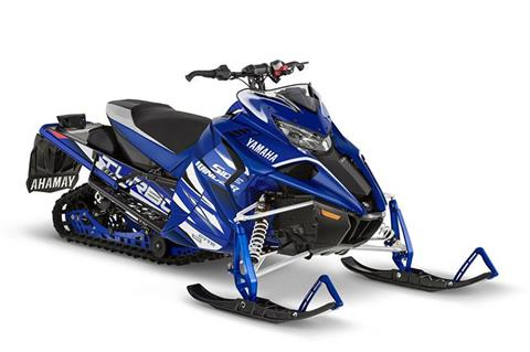 2018 Yamaha Sidewinder L-TX LE in Derry, New Hampshire