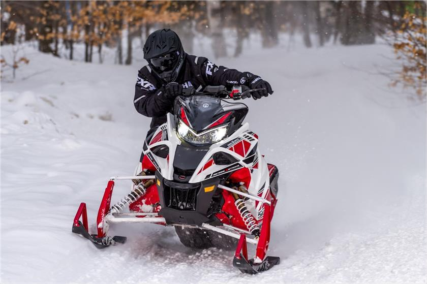 2018 Yamaha Sidewinder L-TX LE 50TH in Darien, Wisconsin