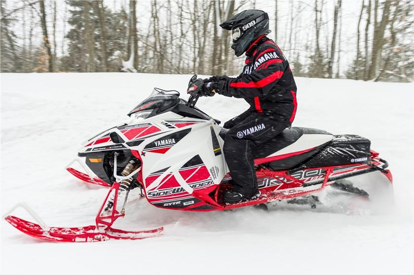 2018 Yamaha Sidewinder L-TX LE 50TH in Hicksville, New York