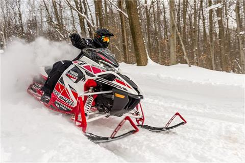 2018 Yamaha Sidewinder L-TX LE 50TH in Belle Plaine, Minnesota