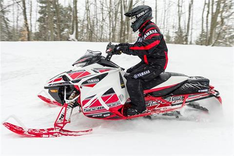 2018 Yamaha Sidewinder L-TX LE 50TH in Northampton, Massachusetts