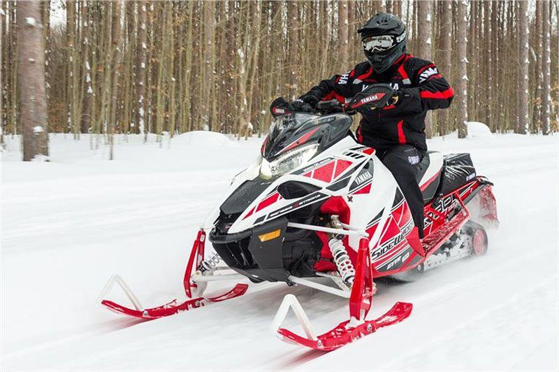 2018 Yamaha Sidewinder L-TX LE 50TH in Tamworth, New Hampshire