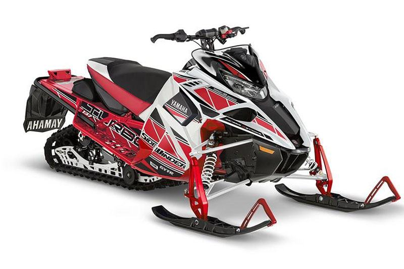 2018 Yamaha Sidewinder L-TX LE 50TH in Coloma, Michigan