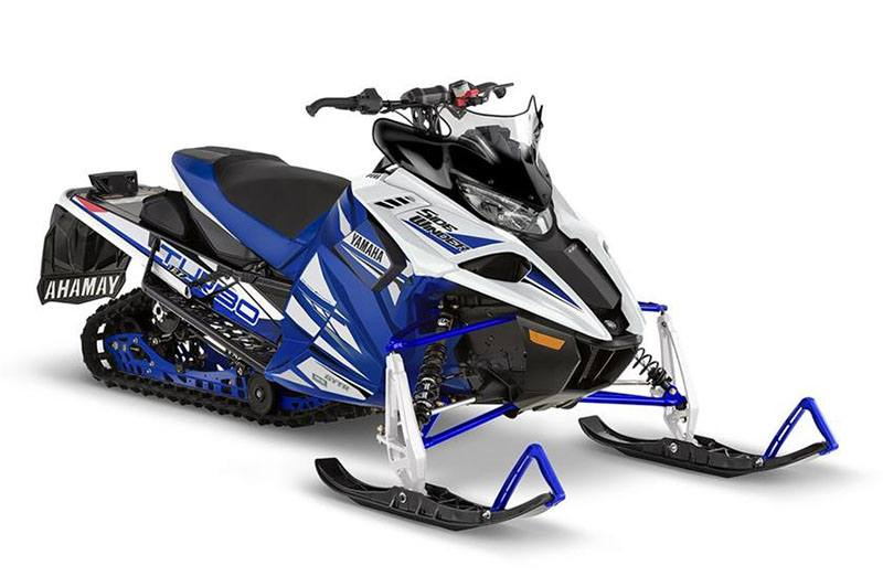 2018 Yamaha Sidewinder L-TX SE in Derry, New Hampshire
