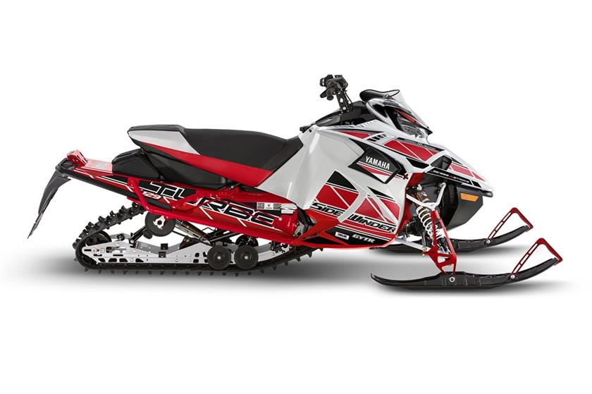 2018 Yamaha Sidewinder R-TX LE 50TH in Port Washington, Wisconsin