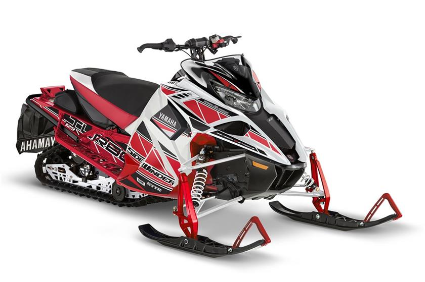 2018 Yamaha Sidewinder R-TX LE 50TH in Pataskala, Ohio