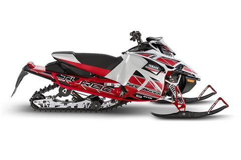 2018 Yamaha Sidewinder R-TX LE 50TH in Derry, New Hampshire