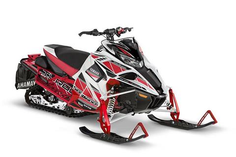 2018 Yamaha Sidewinder R-TX LE 50TH in Coloma, Michigan