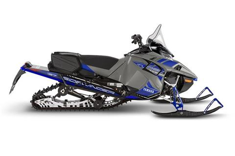2018 Yamaha Sidewinder S-TX DX 137 in Wisconsin Rapids, Wisconsin