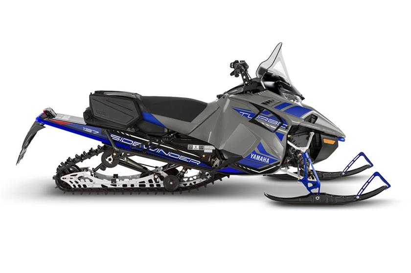 2018 Yamaha Sidewinder S-TX DX 137 in Dallas, Texas