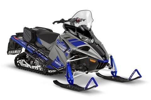 2018 Yamaha Sidewinder S-TX DX 137 in Tamworth, New Hampshire