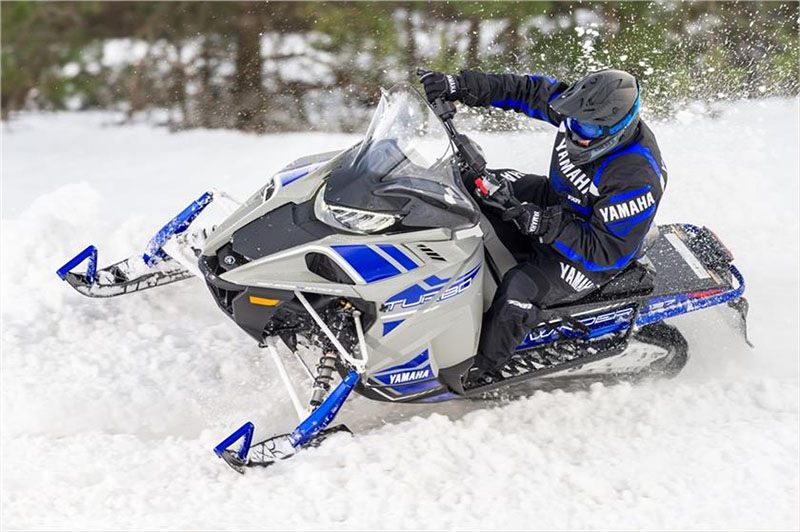 2018 Yamaha Sidewinder S-TX DX 137 in Derry, New Hampshire