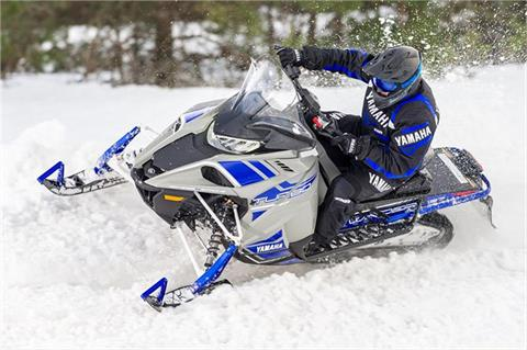 2018 Yamaha Sidewinder S-TX DX 137 in Northampton, Massachusetts