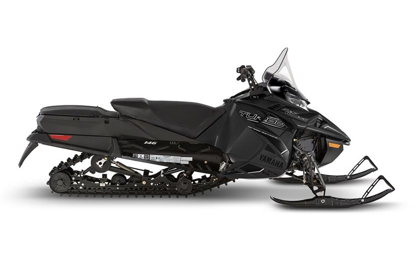 2018 Yamaha Sidewinder S-TX DX 146 in Union Grove, Wisconsin