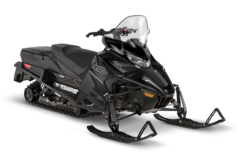 2018 Yamaha Sidewinder S-TX DX 146 in Appleton, Wisconsin
