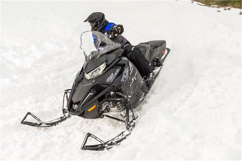2018 Yamaha Sidewinder S-TX DX 146 in Phillipston, Massachusetts