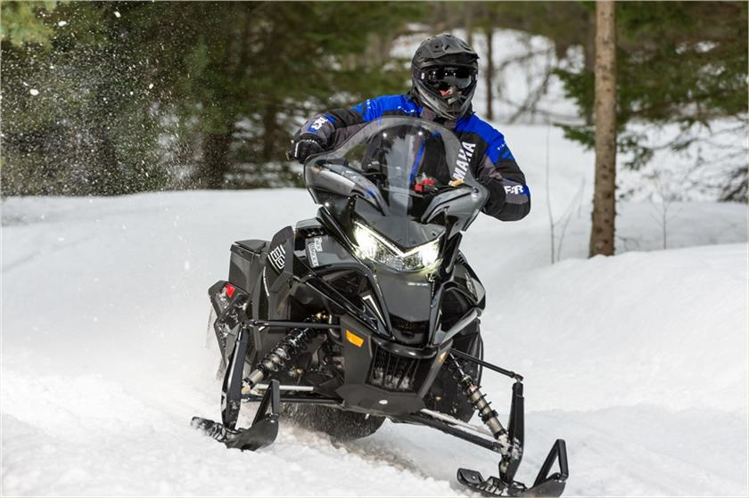 2018 Yamaha Sidewinder S-TX DX 146 in Tamworth, New Hampshire