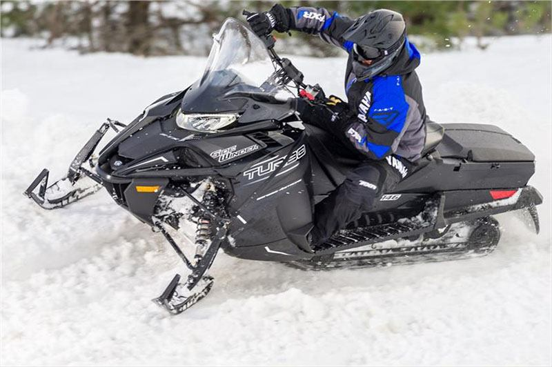 2018 Yamaha Sidewinder S-TX DX 146 in Hancock, Michigan