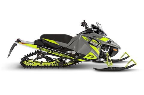 2018 Yamaha Sidewinder X-TX SE 137 in Port Washington, Wisconsin
