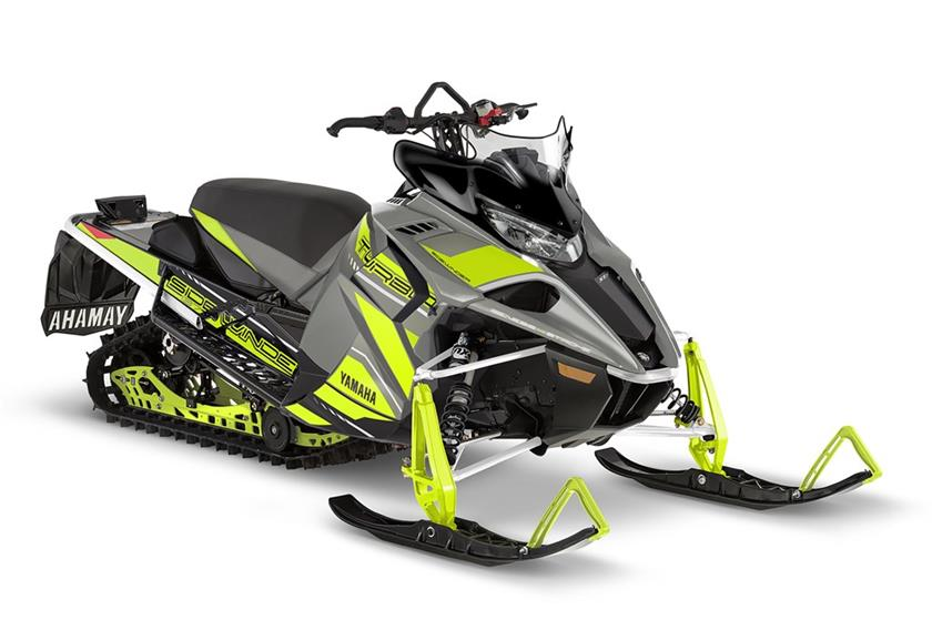 2018 Yamaha Sidewinder X-TX SE 137 in Romney, West Virginia
