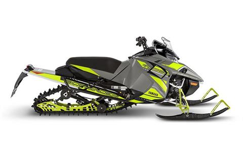 2018 Yamaha Sidewinder X-TX SE 137 in Escanaba, Michigan
